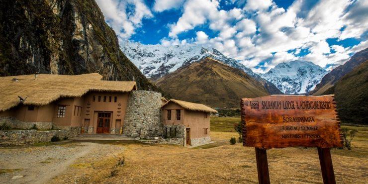 Lodge Salcantay Trek