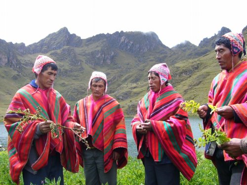 Indigenous Quechua Peruvians, photo taken while on a Peru vacation with Southern Crossings