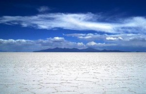 Uyuni Salt falts, bizarre scenery and Panoramas.