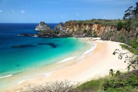 Fernando de Noronha Brazil Beach